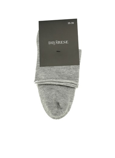 Divarese Çorap Gri